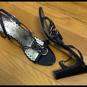 Juicy Couture high heels size 6.5